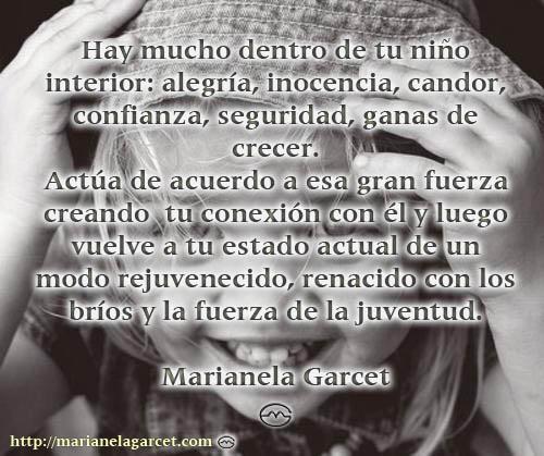 Tu Niño Interior - Marianela Garcet